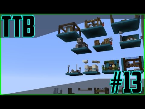 TTB#13 - New Dungeons and More | Minecraft Custom Command Pack