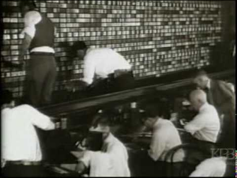 The Crash of 1929 & The Great Depression (PBS) 2of6