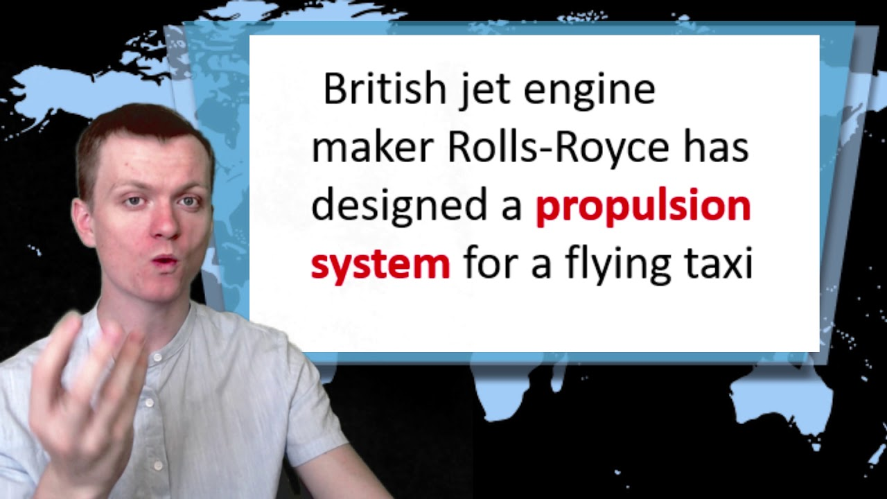 Rolls-Royce plans for take-off in flying taxi market