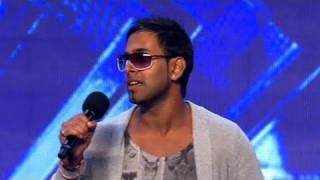 Kash Dholliwar's X Factor Audition (Full Version)