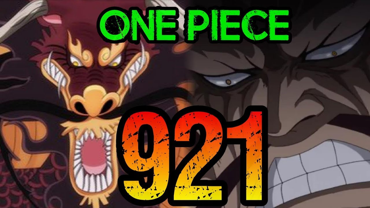 One Piece Chapter 921 Review