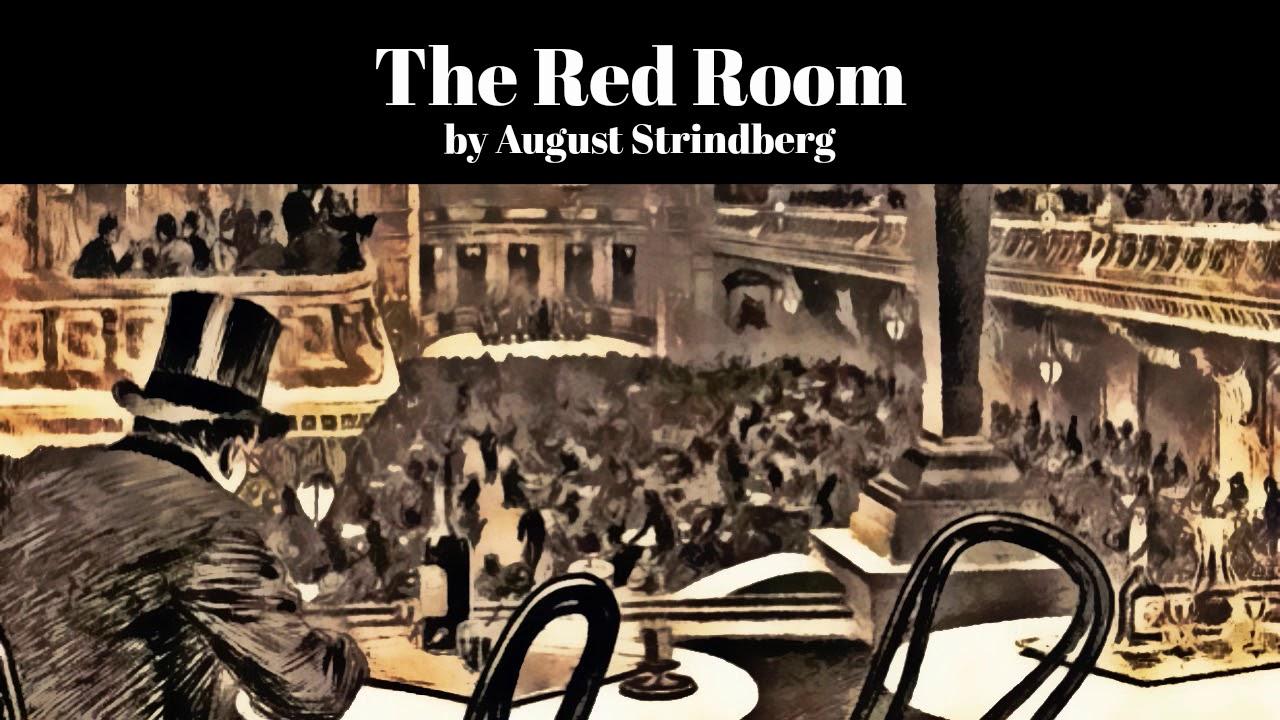 The Red Room Strindberg