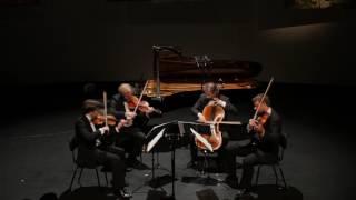 The Zemlinsky Quartet plays Zemlinsky's Quartet 1