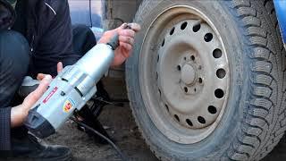 видео Электрический ударный гайковерт Makita 6905 B (винтоверт)