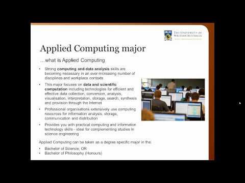 Applied Computing Major