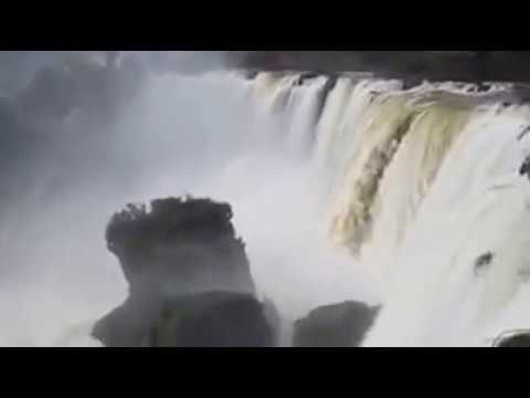 Argentina Travel Spots  - Nature Waterfall Lago Nahuel Huapi
