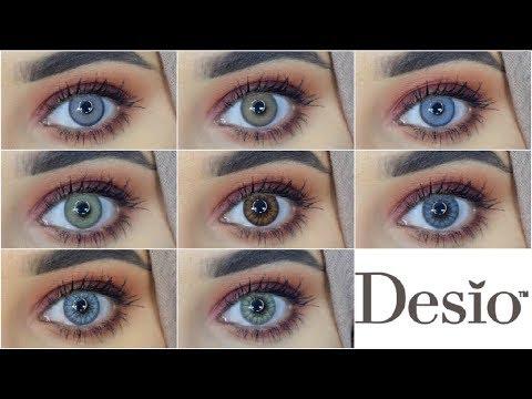 f59a0621b Desio contact lenses   كل اللي محتاجة تعرفيه عن العدسات و مجموعة عدساتي من  انواع مختلفة