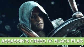 Assassin's Creed 4 Edward Kenway Character Trailer - Assassin's Creed IV: Black Flag