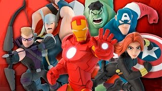 - Железный человек Disney Infinity 2.0 Супергерои на русском