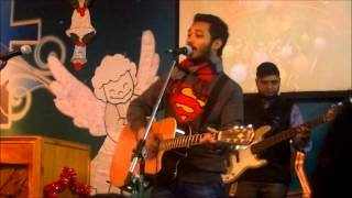"Hindi Christmas Song ""Sooni Raat Thi"" By Oswin Moses At ABC Sujanpura (HD)"
