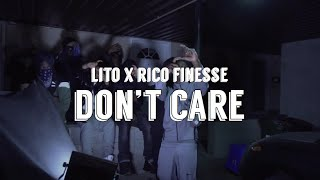 "Lito x Rico Finesse - ""Don't Care"" (WSC Exclusive - Official Music Video)"