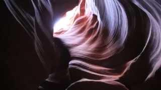 видео Каньон Антилопы - парк в Аризоне