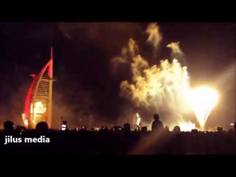 BURJ KHALIFA | NEW YEAR FIREWORKS | BURJ AL ARAB | ATLANTIS THE PALM DUBAI | DUBAI FRAME | 2020