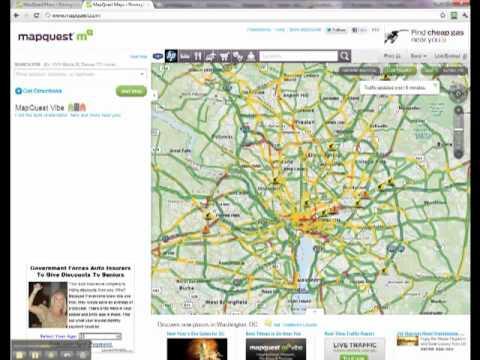 Mapquest Brief Overview