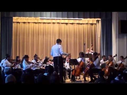 "Settlement Music School Junior Orchestra - The Beatles - ""Yesterday"""