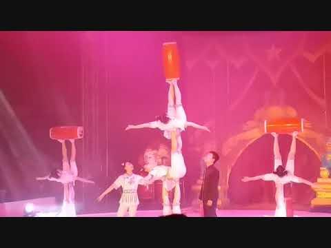 Chinese State Circus 2017