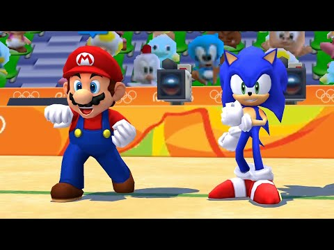 Mario and Sonic at the Rio 2016 Olympic Games - All Events (3DS)