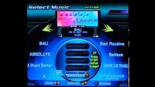 Dance Dance Revolution Extreme USA (full song list)