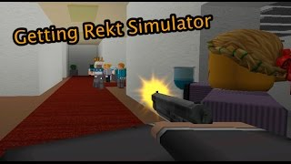 Roblox Framed - Getting Rekt Simulator