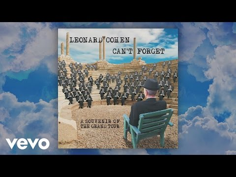 Leonard Cohen - I Can't Forget (Audio)