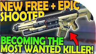 Becoming THE MOST WANTED KILLER - FREE, EPIC SHOOTER for ANDROID/iOS - Wanted Killer Gameplay Part 1
