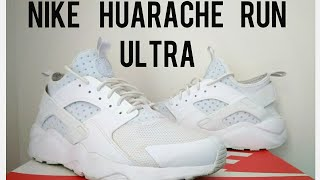 4 WAYS TO LACE YOUR NIKE HUARACHES + ON FEET