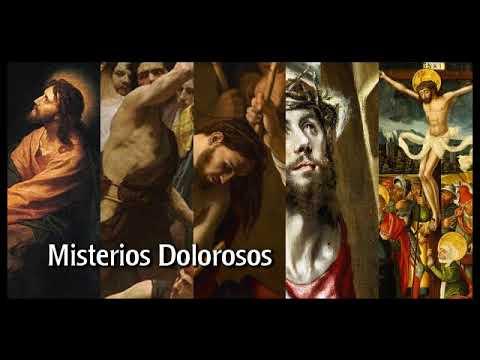 Rosario Radio Santa María, Misterios Dolorosos (Martes y Viernes)