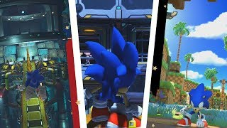 Sonic Forces PC- Unleashed Sonic PS2/Wii Mod + Improved Forces Physics