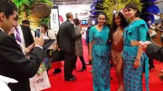 World Travel Market London Nov 2017