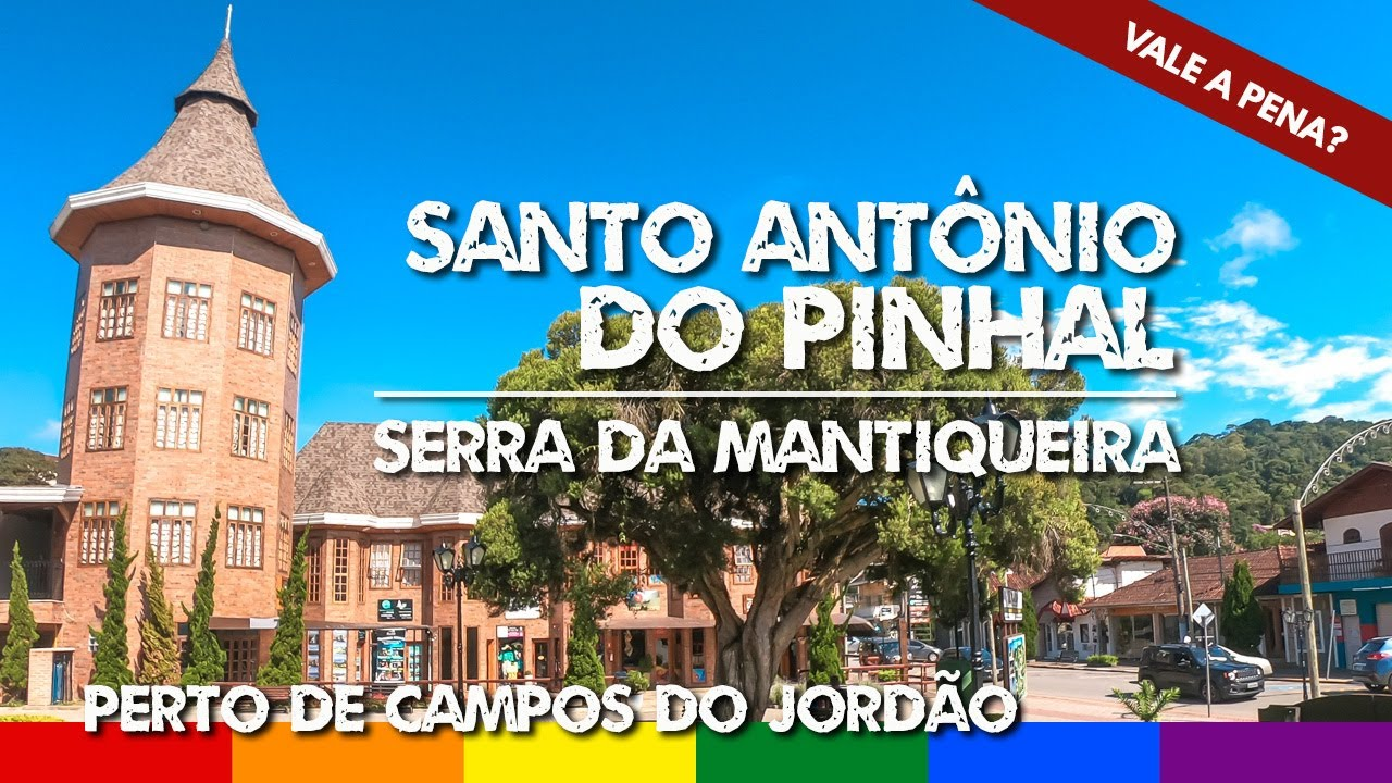 O que fazer em Santo Antônio do Pinhal SP: Serra da Mantiqueira - Ao Lado de Campos do Jordão