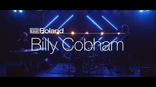 Roland Sessions: Billy Cobham Improvisation on