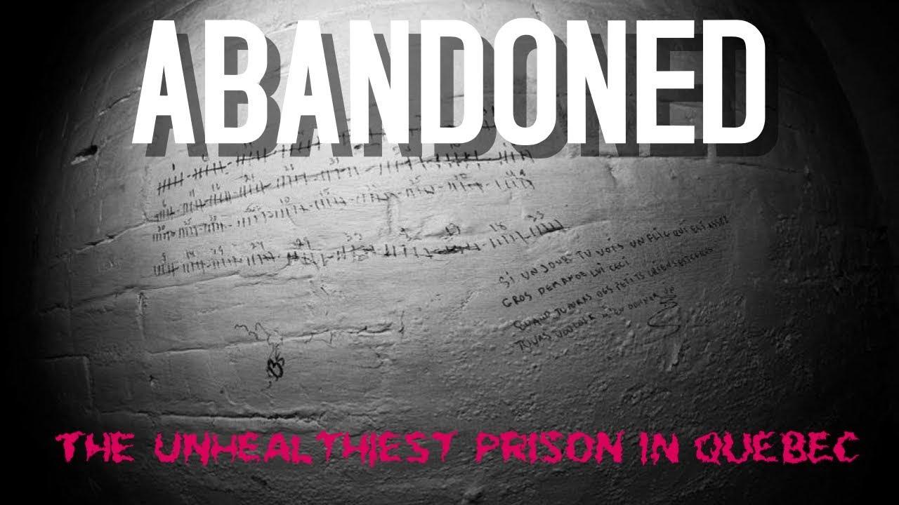 Canada's Most Inhumane Prison - Winter Prison - (Residents were KILLED)