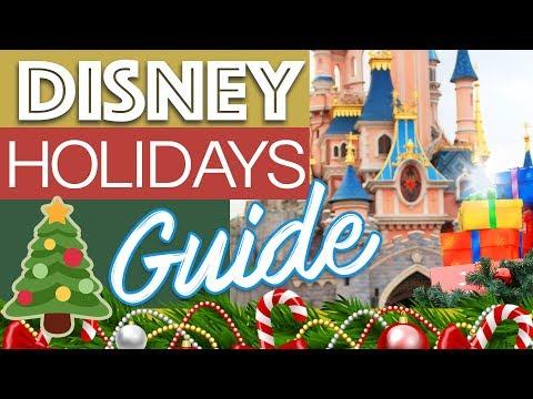 Christmas Tips Disneyland Paris | The Ultimate Christmas Guide For Your Disneyland Paris  Vacation