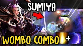 SumiYa Invoker God EPIC CATACLYSM CHRONO Wombo Combo Insane Dota 2