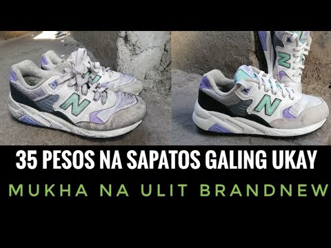 UKAY UKAY SHOES [ FULL RESTORATION ]