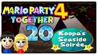MARIO PARTY 4 TOGETHER Part 20: Der Sieger der Strand-Party