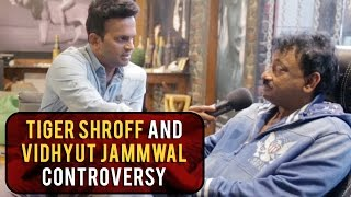 Ram Gopal Varma Talks About Calling Tiger Shrof...