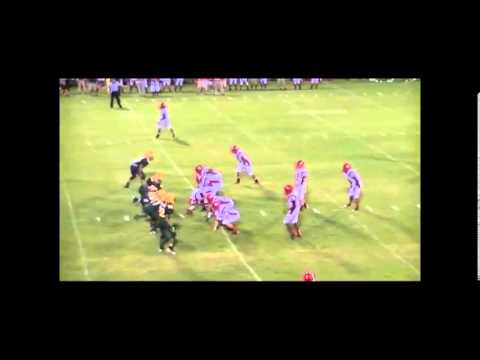 2014 QB #3 Sheldon Swofford - Junior Hightlights - Wade Hampton High School - Hampton, SC.mp4