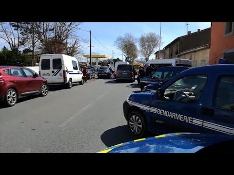Dois mortos em tomada de reféns na França