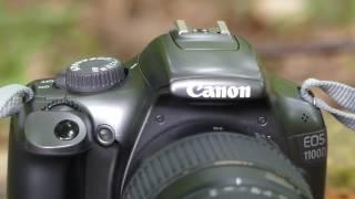 Canon 1100D Advertisement