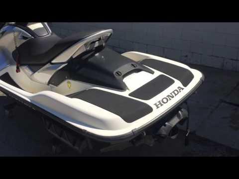 2004 Honda Aquatrax R-12X