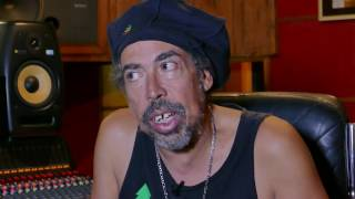 Stephen Cat Coore speaks with Tuff Gong TV about Smile Jamaica
