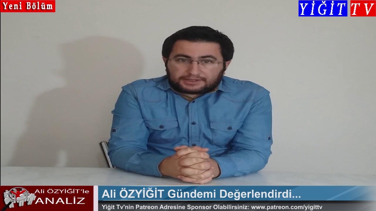 Ali ÖZYİĞİT'le Analiz 1 Aralık 2018 YENİ BÖLÜM
