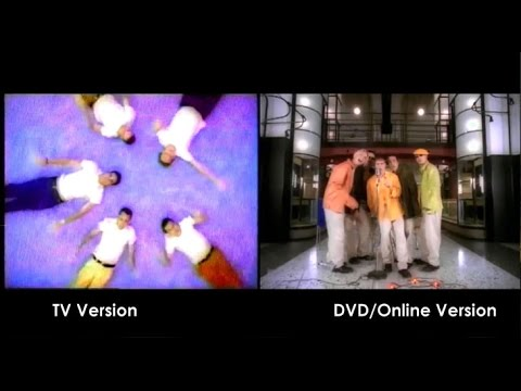 Backstreet Boys  All I Have To Give   comparison  @BoysOnTheBlock