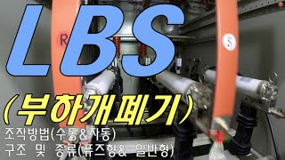 LBS(load breaker switch) 부하개폐기…