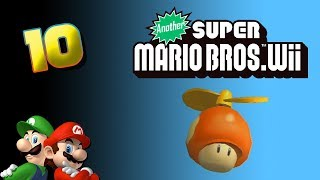Another Super Mario Bros. Wii #010 - Intense Gummiballtyp-Kampf