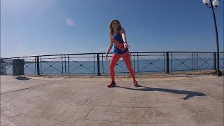 Sean Paul,David Guetta - Mad Love Feat Becky G - Zumba Choreo by Fani Paravalou