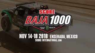 Contingency Day 2 - 51st SCORE International BAJA 1000