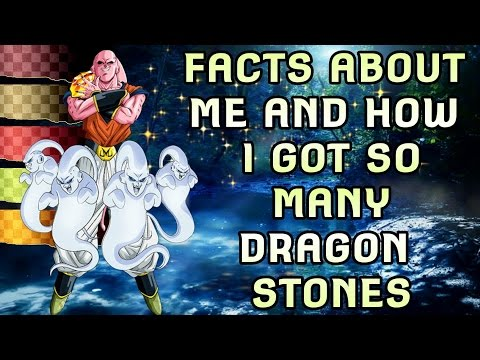 HOW I GOT MY DRAGON STONES AND OTHER FACTS | DRAGONBALL Z DO