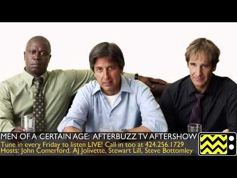 "Men Of A Certain Age After Show  Season 2 Episode 9  "" League of Their Owen "" I AfterBuzz TV"
